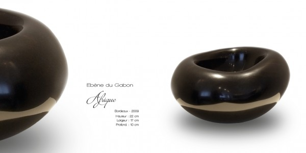 Ebène du Gabon